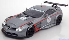 Rennsport GT Spirit 1:18 Mercedes McLaren SLR 722 GT No.1, GT Trophy Alesi 2007  Limited Edition 504 pcs. www.modelissimo.de