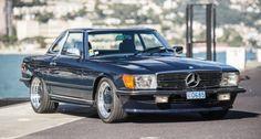 1986 Mercedes-Benz SL - 560 SL 6.0 AMG | Classic Driver Market
