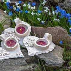 MT Ceramics - Products- MT Keramika – Výrobky MT Ceramics – Products - in 2019 Clay Projects, Clay Crafts, Diy And Crafts, Vintage Candle Holders, Vintage Candles, Slab Pottery, Ceramic Pottery, Ceramic Plates, Ceramic Art