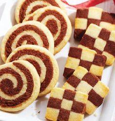 Biscuits tourbillon