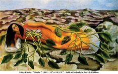Frida Kahlo - Roots (1943)
