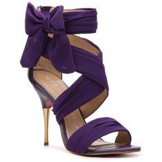Paris Hilton Selena Sandal (4.155 RUB) ❤ liked on Polyvore featuring shoes, sandals, heels, footwear, sapatos, heeled sandals, paris hilton shoes and paris hilton