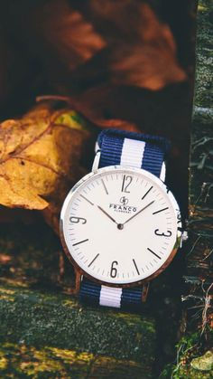 The search for the perfect holiday gift is over! Surprise him with an elegant Franco Florenzi watch.