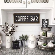 166 Best Coffee Bar Inspiration Images Coffee Bar Station Coffee