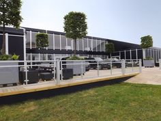 Range Rover Sport special Large Event Structure with atrium recess