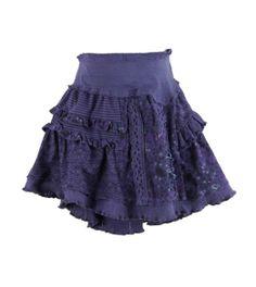 Amazon.com: Naartjie Kids - pieced mixed print skirt for Kid Girl: Clothing