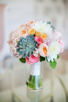 DIY Wedding | Eddie   Taryn bouquet