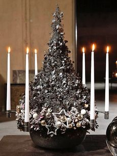 Weihnachtstrends 2013: Winter Dark