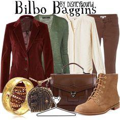 """""""Bilbo Baggins"""" by leslieakay on Polyvore"""
