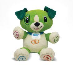 BARGAIN LeapFrog My Puppy Pal Scout Toy (Green) JUST £10 At Amazon - Gratisfaction UK Flash Bargains #flashbargains #gratkids