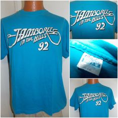 Vintage 1992 Jamboree in the Hills Country by PfantasticPfindsToo