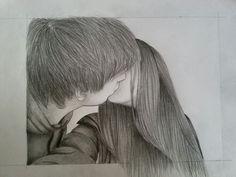Drawing Kiss