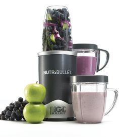 Repin if one of your resolutions is to juice more! The Nutribullet makes it super easy