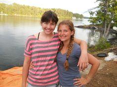 Week four of summer camp at Kitchikewana