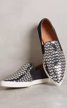 All Black Scales Sneakers #anthrofave