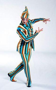 Cirque du Soleil Kooza Trickster