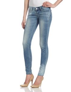 Levi's Juniors Demi Curve Skinny Low Rise Jean for only $39.99