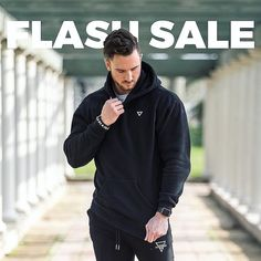 3 hours remain until our January Sale ends! We are offering 20% off the entire @gymversus store!  Head over and grab yourself some goodies this evening whilst stock lasts.  Use code FLASH20 on the second page of checkout.  @thomashartnett_  wearing the Luxe Pullover in size XL and Performance Shorts in size M.  Shape Your Future  #gymversus #shapeyourfuture #activewear #luxe #sportswear #athleisure #fashion #performance #style #london #clothing #apparel #health #fitness #fit #fitnessmodel…
