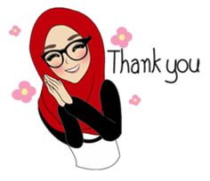 Miss Dua Hijabi cutie girl Eng.Version by Patcharin Mangsuree Love Cartoon Couple, Cute Cartoon Pictures, Cute Love Cartoons, Cool Girl Pictures, Cartoon Girl Drawing, Girl Cartoon, Muslim Greeting, Lovely Good Morning Images, Feeling Pictures