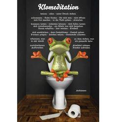 Home affaire, Deco Panel »Klo Meditation«, 60/90 cm Jetzt bestellen unter: https://moebel.ladendirekt.de/dekoration/bilder-und-rahmen/bilder/?uid=67d11209-2e1c-5ae8-903d-b823ffc73928&utm_source=pinterest&utm_medium=pin&utm_campaign=boards #bilder #rahmen #dekoration