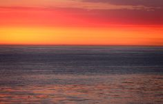 Sunset Laguna Beach Looks like a watercolor doesn't it??? August 2013