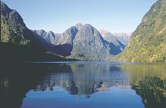 Doubtful Sound - so beautiful, so remote. Must go again.