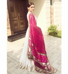 email sajsacouture@gmail.com to purchase your spring-summer pieces!🎀 Pakistani Wedding Outfits, Pakistani Dresses, Indian Dresses, Indian Outfits, Indian Attire, Indian Ethnic Wear, Traditional Fashion, Traditional Dresses, Indian Designer Outfits