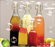 Pop Recipe Ideas by Homemade Recipes at http://homemaderecipes.com/course/drinks/20-homemade-soda-recipes