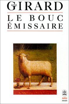 Le Bouc émissaire - [René Girard]