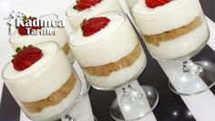 Biskvili Magnolia yapmak iin gerekli olan st, un, niasta ve toz eker tencereye koyulup przszleene kadar kartrlr. Magnolia Bakery Banana Pudding, Banana Pudding Desserts, Pudding Flavors, Best Banana Pudding, Peanut Butter Fat Bombs, Peanut Butter Chips, Vanilla Wafer Crust, Baking Recipes, Dessert Recipes