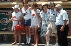 Wie sich Touristen als solche outen!