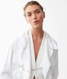 Telegraph Magazine June 2017 Model: Arizona Muse Photographer: Nicolas Kantor Fashion Editor: Maya Zepinic Hair Stylist: Nao Kawakami