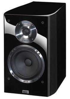 Celan GT 302 / Regallautsprecher / HECO - German HiFi since 1949 - matt kid - Gute Pin Hifi Speakers, Monitor Speakers, Hi End, High End Audio, Music Film, Loudspeaker, Audio Equipment, Audiophile, Fujifilm Instax Mini