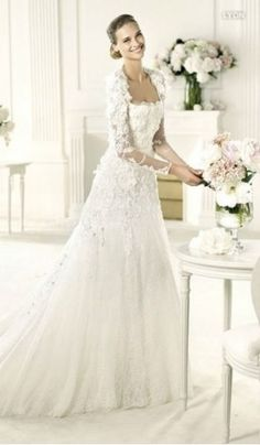 Abito da sposa 2013 Elie Saab Lyon