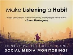 Think You're Cut Out For Doing Social Media Monitoring?