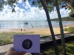 The #tripfictionpostcard pops up in QUEENSLAND, AUSTRALIA (Botany Bay). Choose your next book by location at www.tripfiction.com