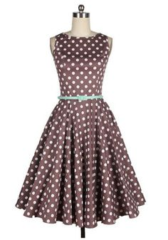 Polka dot dress,50s dress,vintage dress,Rockabilly dress,Housewife dress,50s day,cute dress