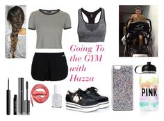"""""""Going to the GYM with Harry Styles"""" by beingmyselfaf ❤ liked on Polyvore featuring Payne, J.Crew, Essie, Topshop, Urbanears, H&M, Porsche Design Sport, Lord & Berry and Chanel"""