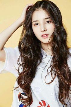 Take a look at OppaGirl's gallery on Nancy, the visual of K-Pop girl group Momoland. We've got photos and GIFs, just for you! Nancy Jewel Mcdonie, Nancy Momoland, Korean Beauty, Asian Beauty, Girls Dp Stylish, Le Jolie, Girl Inspiration, Beautiful Girl Image, Green Hair