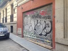 C Del Piamonte. Chueca. Madrid 2015