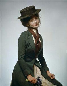 "Audrey Hepburn for ""My Fair Lady"" (1964)"