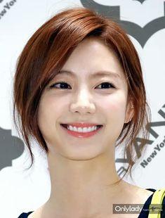 Park Soo Jin Senyumanmu Park Soo Jin