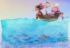 Yo Mimo mi Mar por Alicia Borges   FuriaMag   Arts Magazine