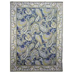I pinned this Paisley Rug from the Vera Bradley & More event at Joss and Main!