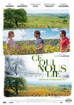 Ce qui nous lie : un joli film sur la famille, la transmission, le terroir.  Ma critique ici :  http://cinemadevincent.blogspot.fr/2017/06/ce-qui-nous-lie-un-joli-film-sur-la.html