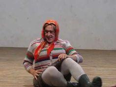 Video Lucu, Gokil dan Kocak Nenek Dance