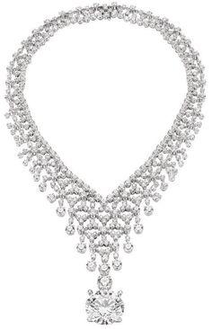 #diamants #collier