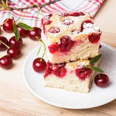 Look at this recipe - Forest Fruit Cake - and other tasty dishes on Food Network. Food Cakes, Tea Cakes, Baking Recipes, Cookie Recipes, Dessert Recipes, Raspberry Cheesecake Cookies, Desserts To Make, Delicious Fruit, Let Them Eat Cake