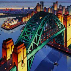 Sydney Harbour  - Jim Edwards