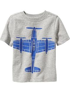 Airplane Graphic Tees for Baby | Old Navy